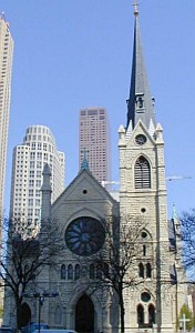 Holy Name cathedral, archdiocese of Chicago, Illinois