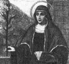 Saint Faustina of Como