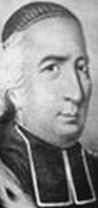 Archbishop Louis Guillaume Valentin Dubourg