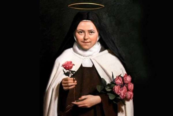 A MORNING PRAYER WRITTEN BY ST. THERESE
