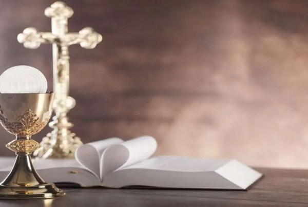 Why Eucharist at Least Once a Year?