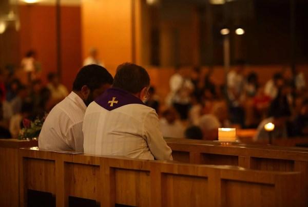 Prayer before Confession