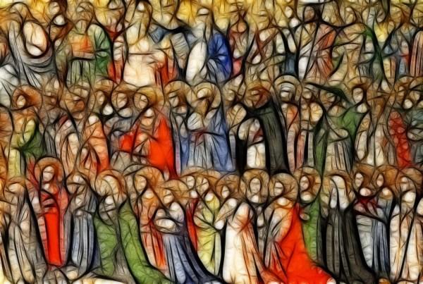 Praying to the Saints