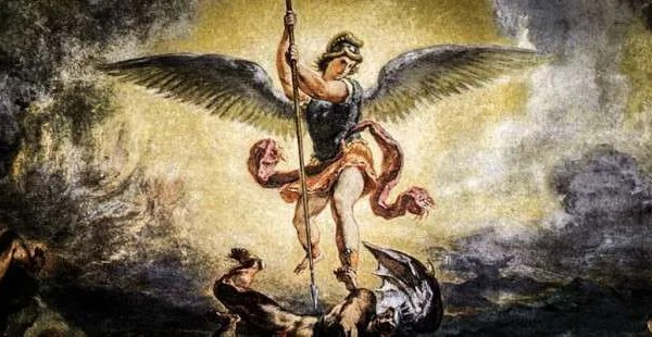Prayer to Holy Michael the Archangel