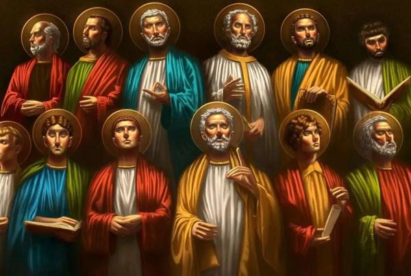 Apostle's Creed (A Prayer of Faith)
