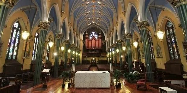 To celebrate Fr. McGivney's beatification, his old parish is pulling out all the stops