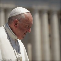 "POPE FRANCIS: ""GOD CALLS US TO GENEROUSLY CORRESPOND TO THE EVANGELICAL CALL OF LOVE."""