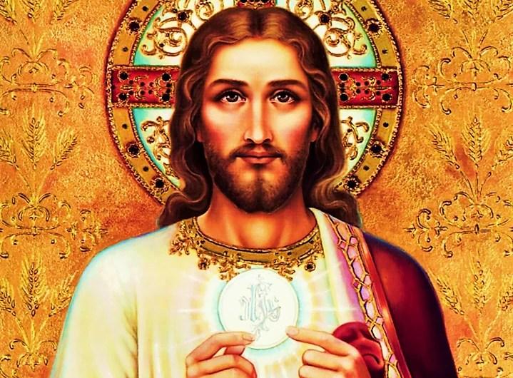 eucharist passover