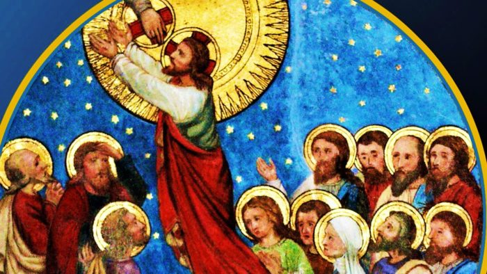 THE ASCENSION OF OUR LORD REFLECTION (2): ITS REPERCUSSIONS IN OUR CHRISTIAN LIFE. Summary vid + full text.