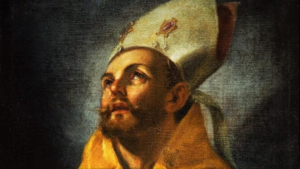 July 30: ST. PETER CHRYSOLOGUS, Bishop and Doctor of the Church.