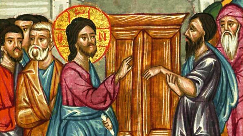 "WEDNESDAY 2ND WEEK IN ORDINARY TIME GOSPEL, COMMENTARY AND READING. ""STRETCH OUT YOUR HAND"" (Mk 3:1–6 )."