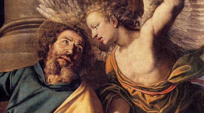 SEPT. 21 MASS, GOSPEL AND COMMENTARY: THE CALL OF MATTHEW (Mt 9: 9-13).