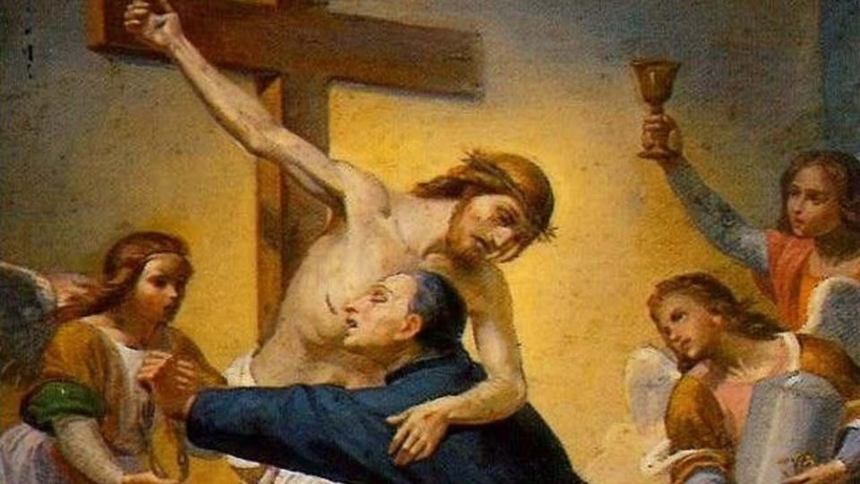 Oct. 20: Saint PAUL OF THE CROSS, Priest. Short bio and inspiring reading.
