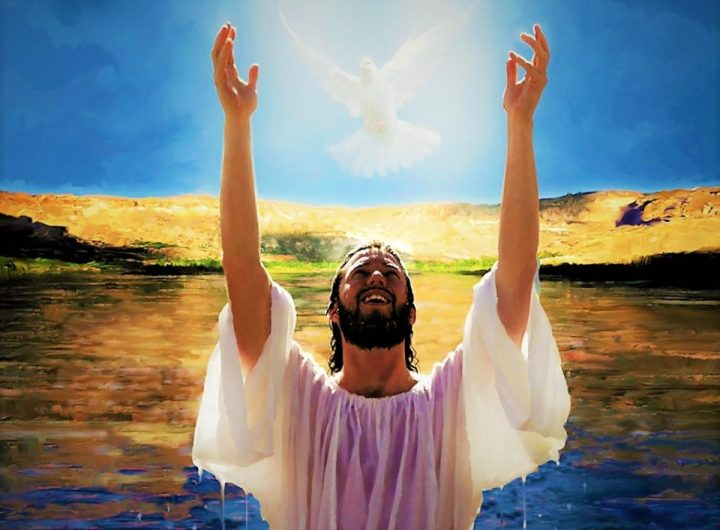 Holy Spirit THE SPIRIT OF THE LORD IS UPON ME