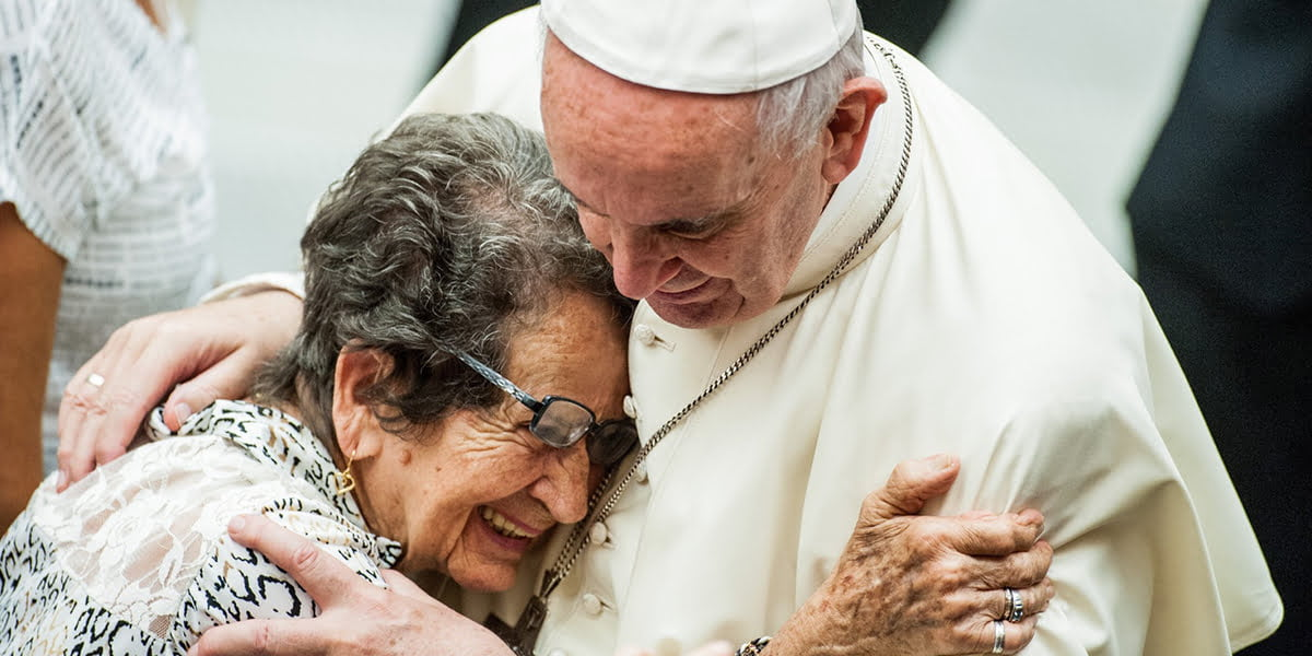POPE FRANCIS' HOMILY WORLD DAY FOR GRANDPARENTS AND THE ELDERLY