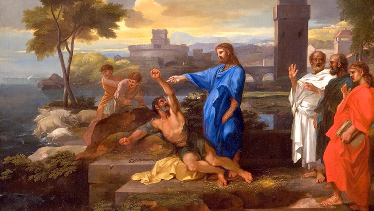 DAILY GOSPEL COMMENTARY: THE CURE OF THE DEMONIAC (Lk 4:31-37).