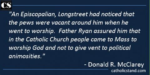 Donald R. McClarey longstreet