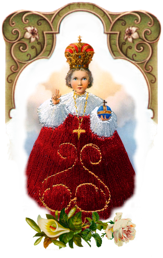 INFANT OF PRAGUE INDEX