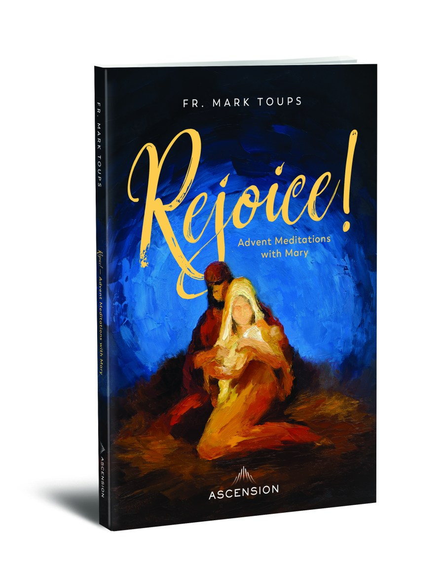 Rejoice! Advent Meditations with Mar Book Cover