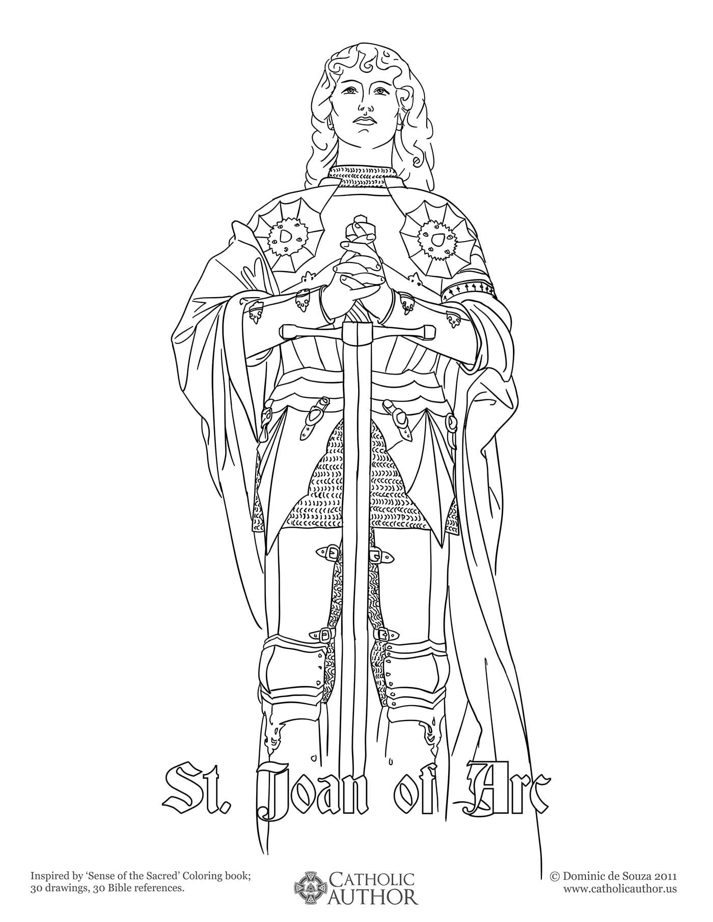 12 Free Hand Drawn Catholic Coloring Pictures Catholicviral