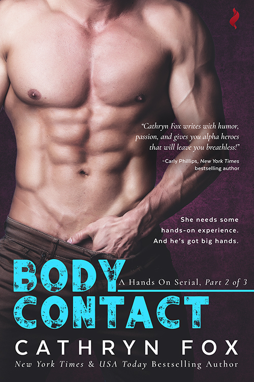 Book Cover: Body Contact