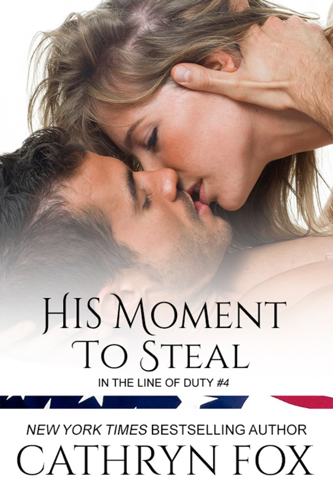 Book Cover: His Moment to Steal (Book 4)