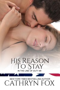 Book Cover: His Reason To Stay - 2/16/16
