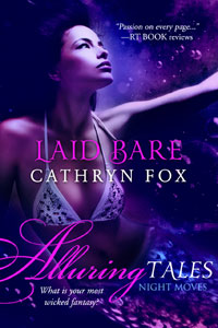 Book Cover: Alluring Tales: Night Moves — Laid Bare