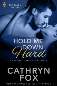 Book Cover: Hold Me Down Hard