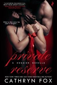 Book Cover: Private Reserve