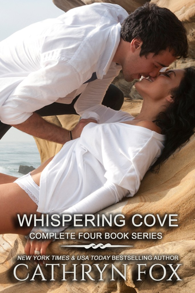 Book Cover: Complete Four Book Series, Whispering Cove