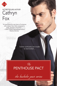 Book Cover: The Penthouse Pact
