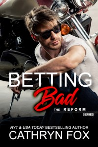 Book Cover: Betting Bad