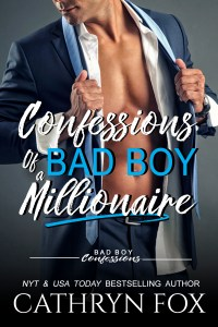 Book Cover: Confessions of a Bad  Boy Millionaire