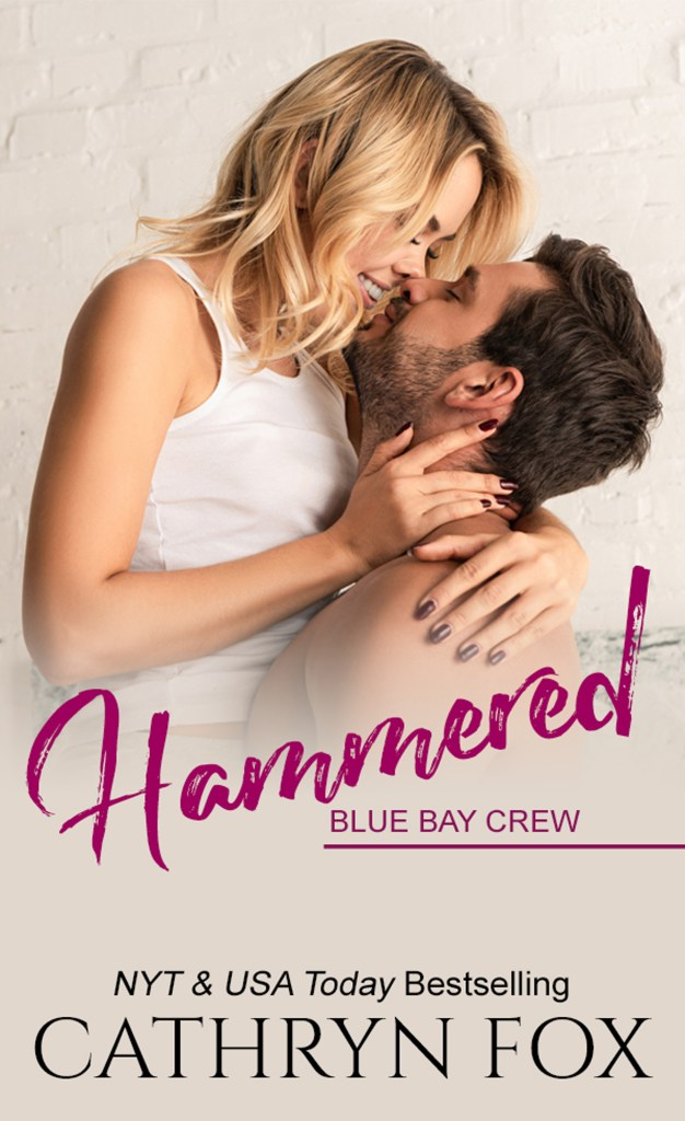 Book Cover: Hammered