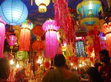 Office Decoration Ideas For Diwali