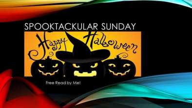 Spooktacular Sunday October 2015