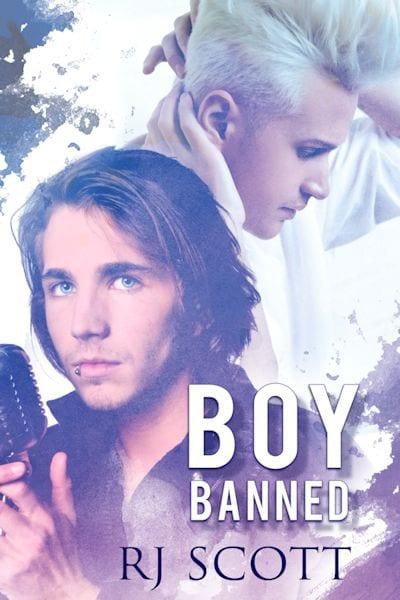 Boy Banned by R.J. Scott