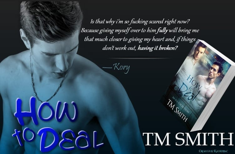 Cat's Meow Audio Tour~How to Deal~TM Smith Joel Leslie #Giveaway