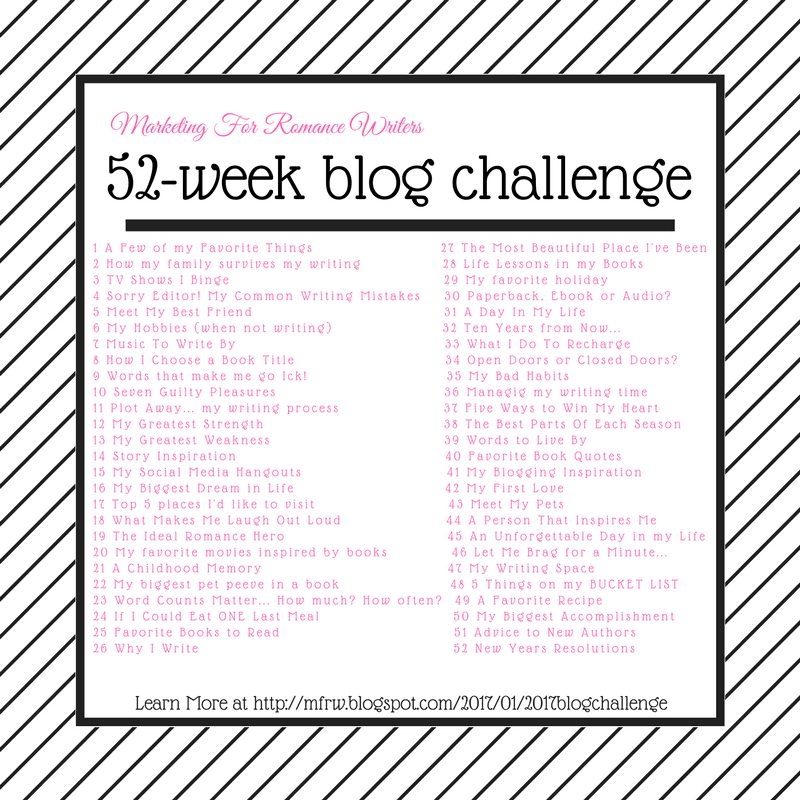 badge blog challenge