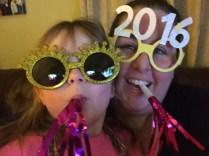Daughter Jamie and Granddaughter Elizabeth