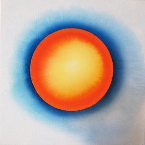 Blue/Orange Eclipse