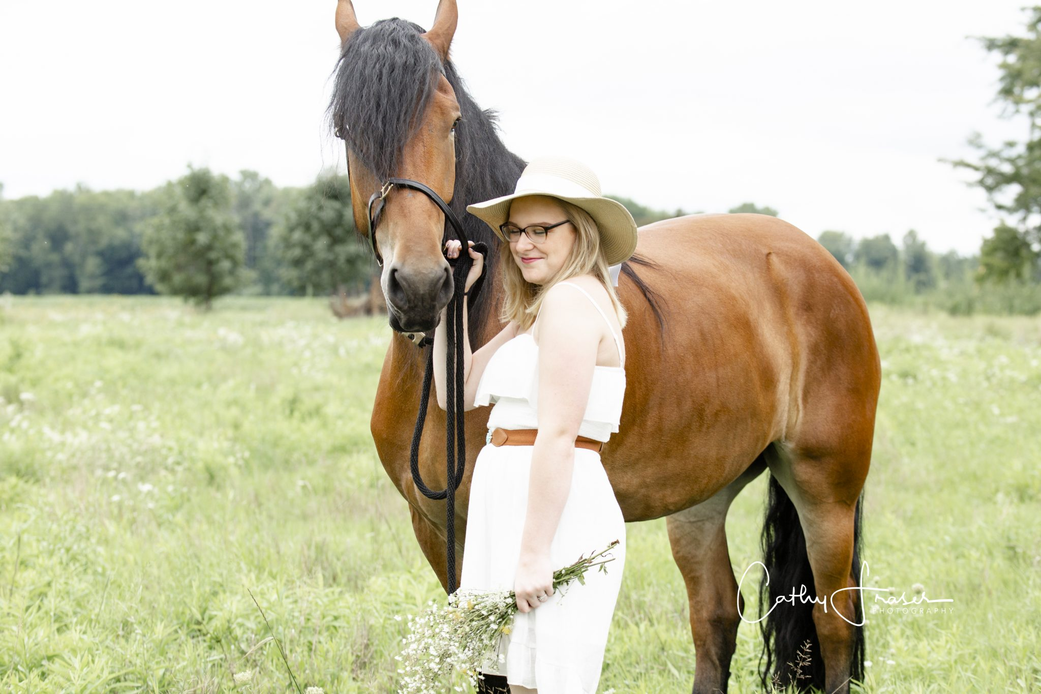 Senior session, Senior pictures, professional senior pictures, portraits, head shots, Byron New York, horse photography