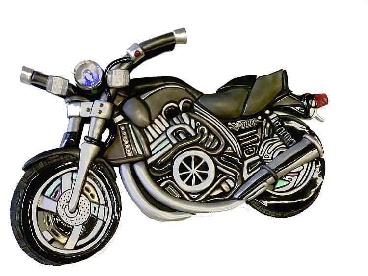 Yamaha VMax Motorcycle Cathy Gerson Studios