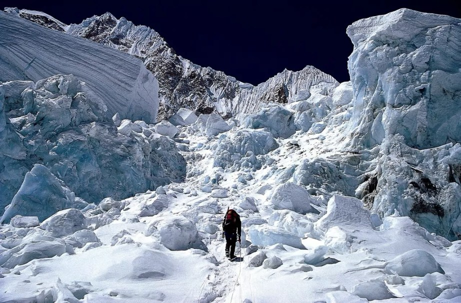 enter icefall