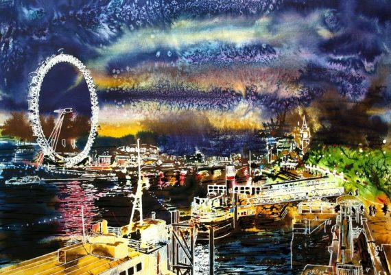 Goodnight Thames