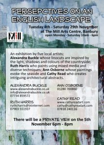 Perspectives on an English Landscape Exhibition