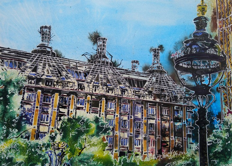 Portcullis House - ©2019 - Cathy Read
