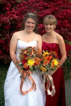 Mandy Wedding Day