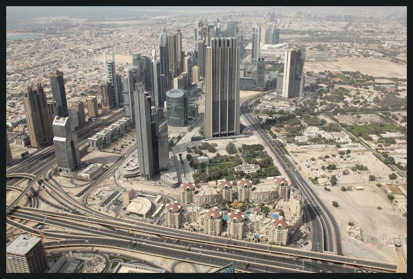 Photography: Dubai, UAE - Burj Khalifa and Downtown Dubai (2/6)